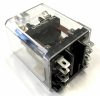 W388ACPX-7 DPDT 12VAC Coil 8 Pin Blade Plug-in Relay