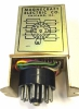 Magnecraft W22CPX-63 6PDT 20 Pin Octal Based 24VDC Coil relay