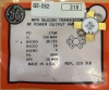 GE-282 NPN Silicon RF Power Output Amplifier Transistor