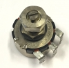 37C2-250K 250K ohm Locking 1/4 inch shaft 1 Watt Linear Taper
